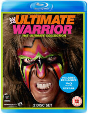 WWE: Ultimate Warrior - The Ultimate Collection Blu-ray (2014) The Ultimate