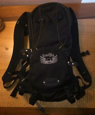 NWOT CHAOS CamelBak Outlaw Hydration Pack Black/Neon Green 70oz.