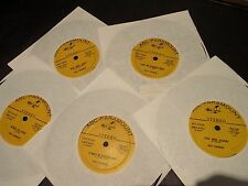 Ray Charles Set of 10 Early 60's Jukebox Singles  Modern Sounds C&W, Vol 1&2