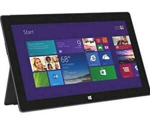Microsoft Surface Pro 1 - 10.6 inch - 64 GB - Intel Core i5  - Black - Tablet