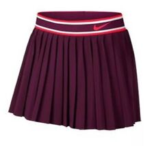 NEW Nike Court Victory Women's Size XL Pleated Tennis Skirt 933218-609
