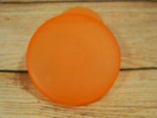 Tupperware Replacement Lid for Tumbler #3516-A 1 Orange Color