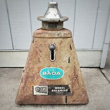 Vintage Bada M-60 Metal Tire Wheel Balancer Discontinued 1968 Automotive Tool