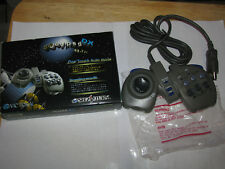 SS Joypad DX Controller Sega Saturn Japan import Vic Tokai Boxed