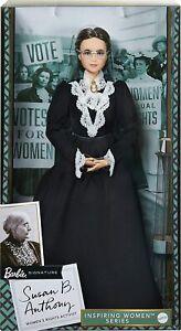 Barbie Inspiring Women - Susan B. Anthony