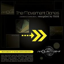 MOVEMENT DIARIES COMPILED BY TASH  CD NEU