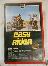 EASY RIDER ( DENNIS HOPPER - 1969 )# VHS - EX NOLO - 1° EDIZ. RCA / COLUMBIA #