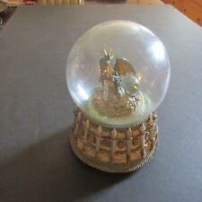 Dragon Globe Music Box Cyrstal Visions (c) 1997 Marjorie Sarnat