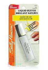 Sally Hansen Liquid Buffer Natural Shine CLEAR Nail Finish - 3045
