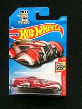 "2018 Hot Wheels Car Kid's Toy Vehicles ""HOLIDAY RACERS"" #51 2017 SCREAMLINER"
