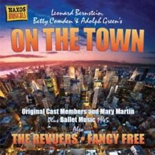 Leonard Bernstein : Leonard Bernstein: On the Town CD (2010) ***NEW***