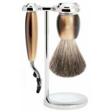 Set / Kit de rasage MÜHLE - Blaireau, rasoir & support - cadeau homme S81M332M3