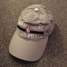 NBA Adidas Miami Heat Baseball Cap