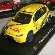 ALTAYA SPECIAL BLISTER FIAT ABARTH PUNTO SUPER 1600 RALLY 2002 ECHELLE 1:43 NEUF