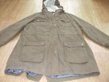 Plus Size Casual Popper Coats & Jackets for Women