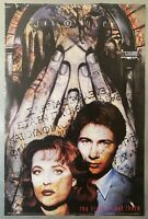 Vintage Original The X Files The Truth Is Out There TV Series Poster 1996  #3008