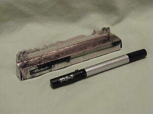 Kat Von D Lightning Liner 'Amadeus' Metallic Silver Liquid Eye Liner NIB Full Sz
