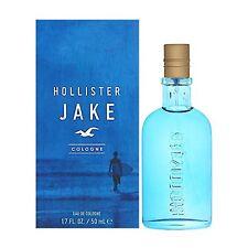 Hollister Jake 1.7 Oz Eau De Cologne Spray For Men SEALED NEW BOX