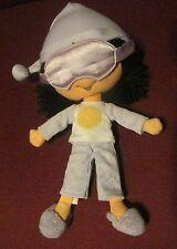 "Vintage 2003 STRAWBERRY SHORTCAKE GINGER SNAP DOLL 10"" Lovey by BANDAI HTF"