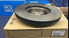 Genuine Subaru Forester,BRZ Front Discs, 26300sa001.