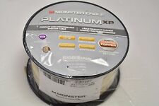 Monster 140147 Platinum XP Clear Jacket MKIII 100' Compact Speaker Cable