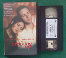 VHS FILM Ita Sentimentale BREAKING UP russell crowe hayek ex nolo no dvd(VH97)