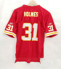 Kansas City Chiefs Priest Holmes #31 Jersey Youth Size Large