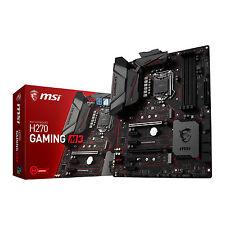 MSI H270 GAMING M3 LGA 1151 Intel H270 ATX Intel Motherboard