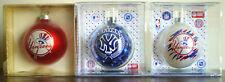 New York Yankees Logo Ornaments (New)