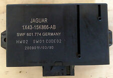 REVERSE PARKING SENSOR CONTROL UNIT FOR A JAGUAR X-TYPE (R)