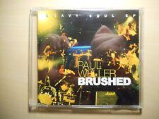 PAUL WELLER : BRUSHED [CD SINGLE]