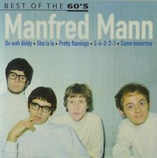 CD-Manfred Mann-Best of the 60's - a550