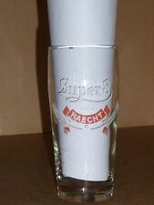 Vintage 1 verre à bière Super 8 Haecht