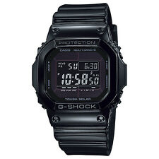 CASIO G-SHOCK BLACK X BLACK SERIES GW-M5610BB-1JF 6 MULTIBANDS SOLAR POWERED