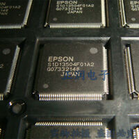 1pcs S1D13504F01A/200 S1D13504F01A2 QFP128