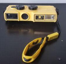 Vintage Minolta Weathermatic A Underwater Diving Camera & Strap Photography