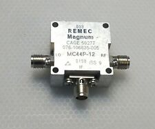 REMEC Magnum MC44P-12 SMA RF Mixer 3.5-12.5 GHz