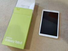 Samsung Galaxy Tab E Pearl White