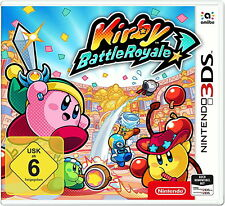 Kirby Battle Royale (New Nintendo 3DS, 2017)