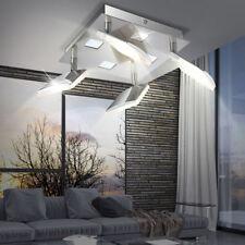 LED PLAFOND DESIGN lumière spot éclairage 4 Aluminium Spot Lampe miroir lumière