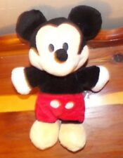 """New listing Disney Baby Mickey Mouse Soft Plush Doll 11"""" Cuddly Lovey Toy"""