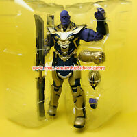 "Thanos Armor Marvel Avengers Legends Comic Heroes 8"" Action Figure Toys In Stock"