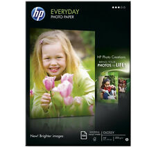 200 HOJAS PAPEL FOTOGRAFICO EVERYDAY 210X297 HP GLOSSY 200 GRAMOS A4 (PENINSULA)