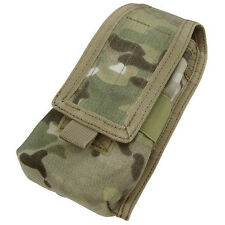 CONDOR MOLLE Modular Tactical RADIO POUCH MA9 CRYE MULTICAM CAMO