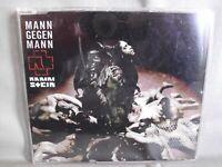 Rammstein- Mann gegen Mann- 2-Track-MCD- WIE NEU