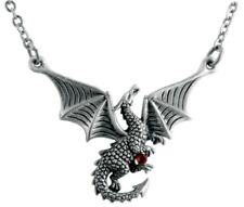 Braxus Dragon Pendant Necklace