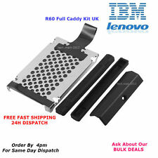 "HDD Hard Drive Caddy Cover R60 R60e for IBM Lenovo Thinkpad.(BRAND NEW KIT) 14""."