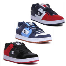 DC Shoes Manteca Mens Suede Skate Leather Trainers Colours Size UK 6 - 12