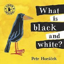 What is Black and White? by Petr Horacek (Board book, 2009)
