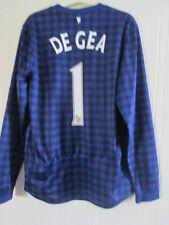 Manchester United 2012-2013 Goalkeeper De Gea Football Shirt Adult Small /39207